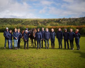 Highclere Team at Home
